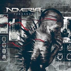 """Το lyric video των Noveria για το τραγούδι """"Denial"""" από τον δίσκο """"Forsaken"""""""