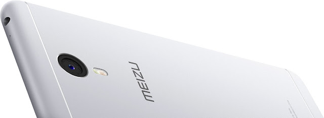 Meizu M3 Note smartphone camera