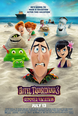 Hotel Transylvania 3 Summer Vacation Movie Poster 9