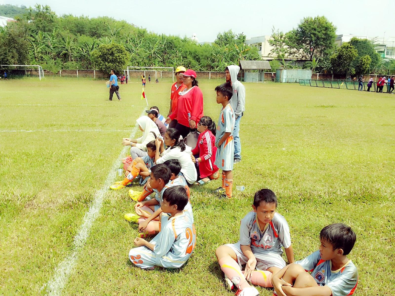 Sekolah Sepak Bola Arcici: SSB Arcici Ikut Meramaikan