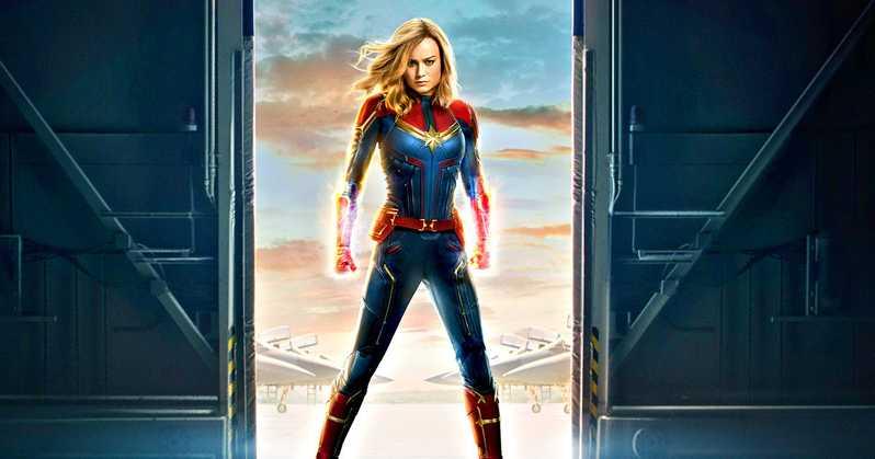 Tráiler y poster de Capitana Marvel