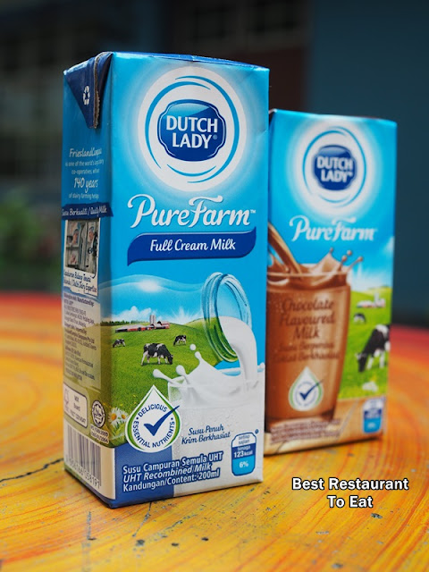 full cream milk Dutch Lady World Milk Day Celebration