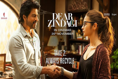 Watch Download Dear Zindagi Full Movie 720p Bluray