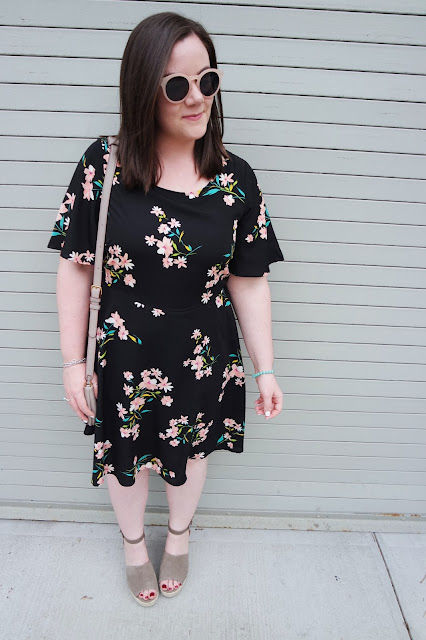 Sequins and Skulls: My Favorite ModCloth Dress