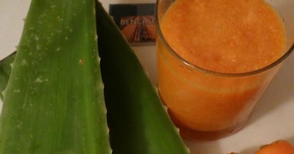 Resultado de imagen para aloe vera con zanahoria