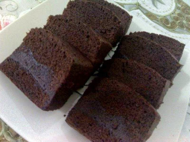 Resep Brownies Kukus, Cara Mebuat Brownies Kukus