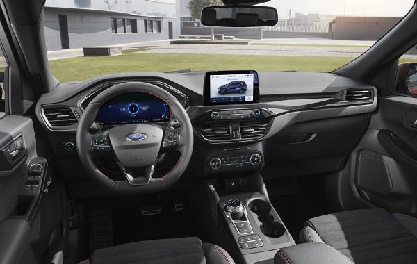 Nuevo Ford Kuga 2020