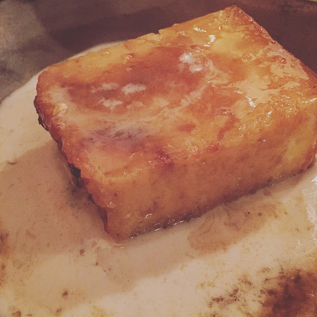 cornbread bread pudding