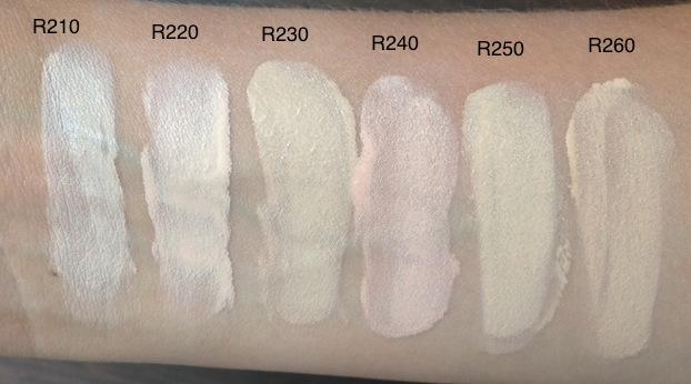 Make Up Forever Ultra Hd Foundation Pixiwoo