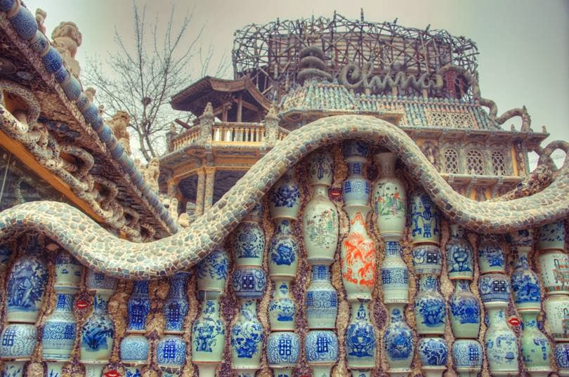 Tianjin Porcelain House | The Private Museum