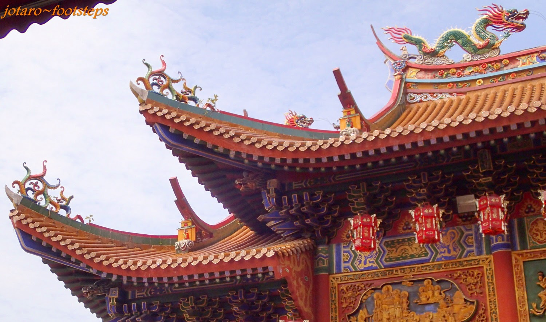 footsteps jotaro s travels sites kuan yin temple klang