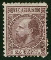 1867 - 1868 King William III