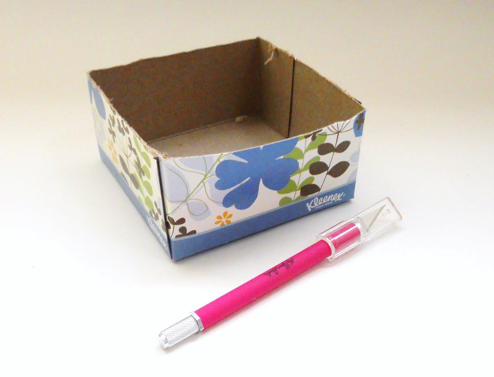 kleenex gift box
