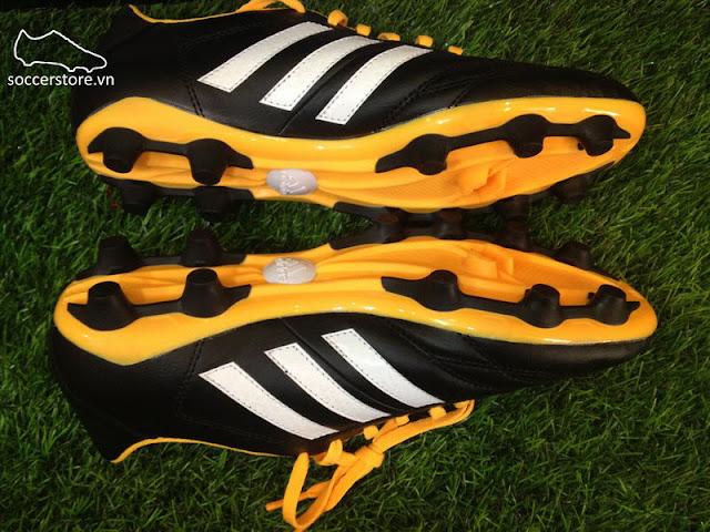 Adidas Gloro Pathique 16.2 Black- Yellow- Black (1)
