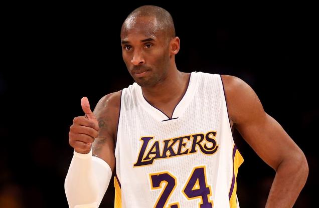 Kobe Bryant, el crack mejor pagado de toda la NBA