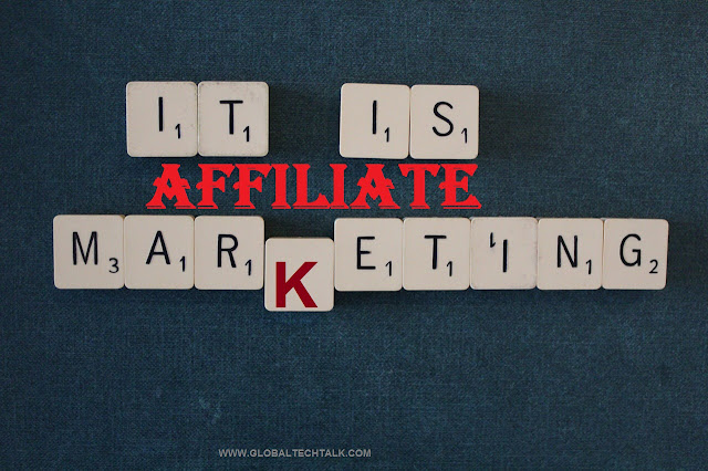 Get started with affiliate marketing in Some basic steps & Make Money Online