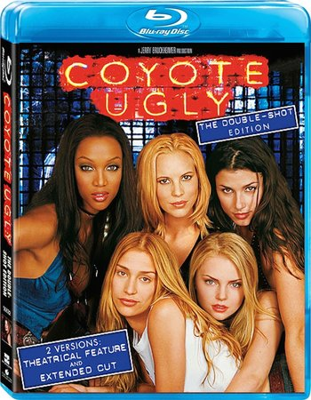Coyote Ugly (2000) UNRATED Dual Audio Hindi 720p BluRay
