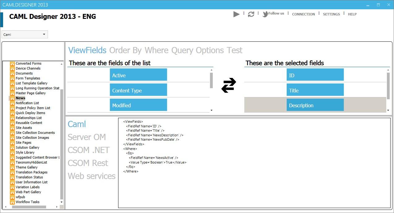 u2u caml query builder for sharepoint 2013