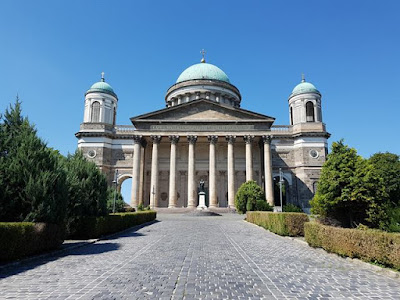 Basílica de San Adalberto, en Esztergom
