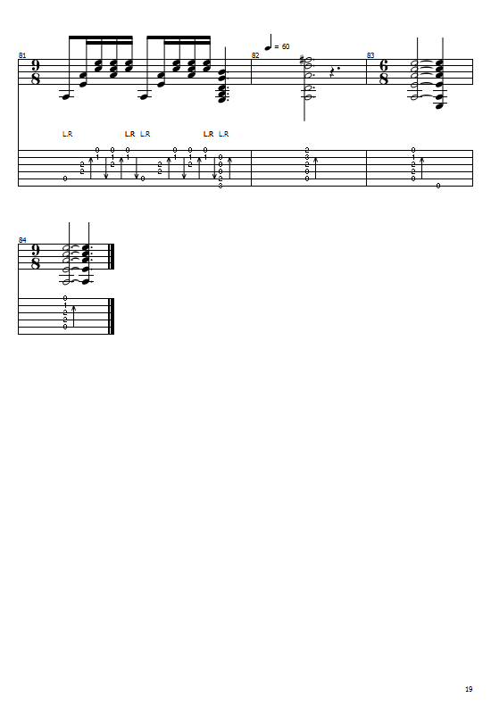 John Lennon - Working Class Hero MELODY Tabs Chords