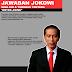 "Jawaban Jokowi Soal Isu & Tunduhan Tentang ""Antek Asing"""