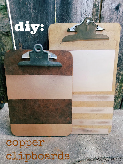 http://sowseeksewreap.blogspot.com/2016/10/diy-copper-clipboards.html