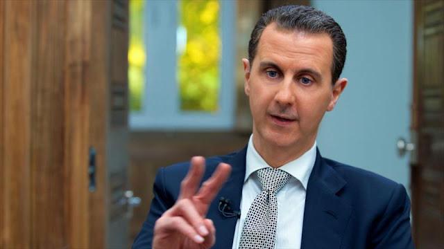 ¡Se acabó el juego para Riad! Al-Asad se declara ganador en Siria