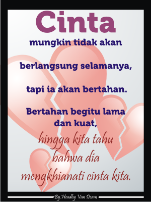 Wallpaper Kata Cinta 2 (hedyprasetyo.wordpress)