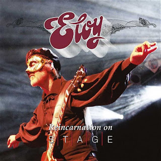 Eloy : Reincarnation on Stage (Artist Station, 2014) / source : discogs.com