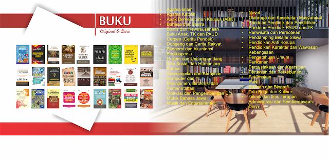 Daftar dan Katalog Buku Bisnis dan Kewirausahaan