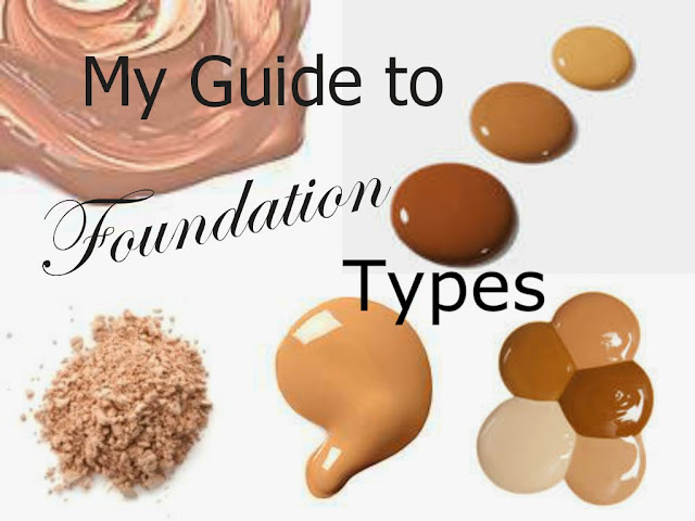 Foundation - types - finishes - coverage - what coverage do I need? - sheer coverage - light coverage - medium coverage - heavy coverage - full coverage