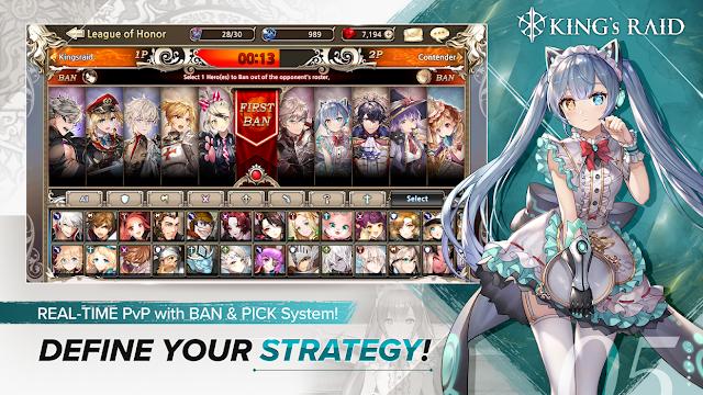 Kings Raid Screenshot 05