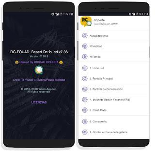 RC-Fouad v7.36 WhatsAppMods.in