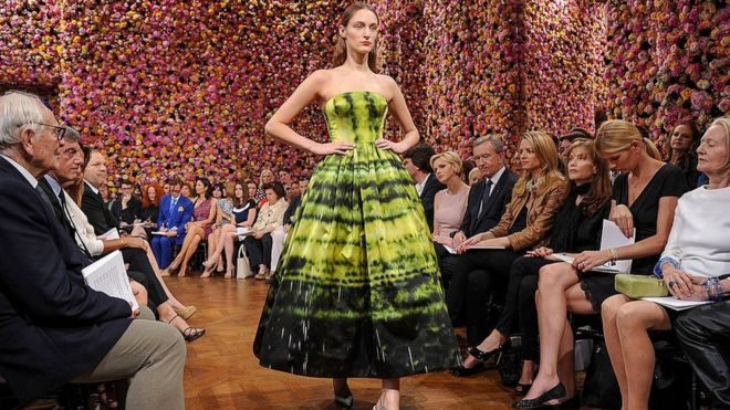 Christian Dior and LVMH combined by French billionaire