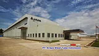 PT. Araya Steel Tube Indonesia (PT. ASTI) Cikarang