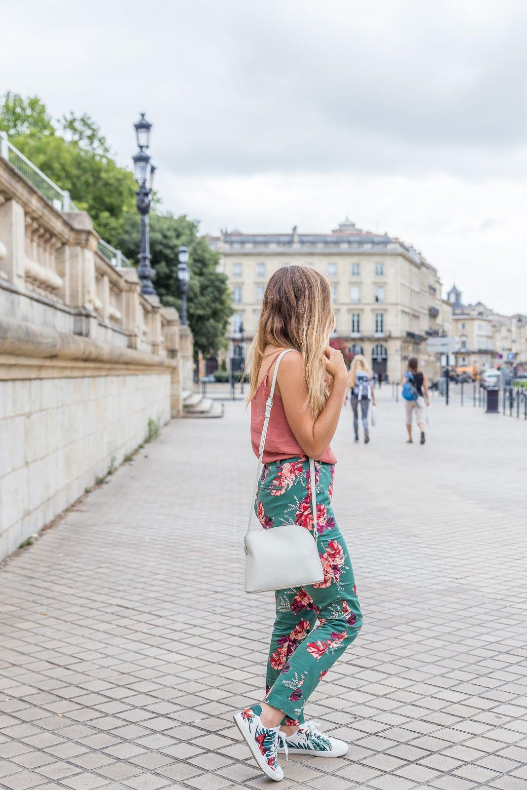 Blogueuse mode bordelaise