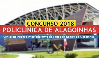Concurso Policlínica de Alagoinhas 2018