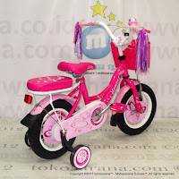 12 Inch Element Lolita Kids Bike