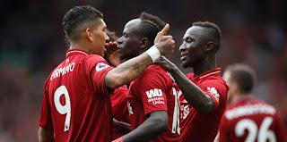 مباراة ليفربول وكريستال بالاس بث مباشر Liverpool vs Crystal Palace Live