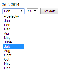 How to get the Month Names in DropDownList in ASP.NET