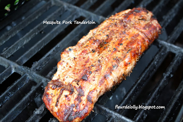Fleur de Lolly: Mesquite Grilled Pork Tenderloin Tacos ...