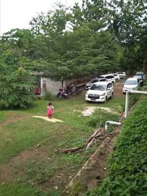 Tempat Parkir Darul Hidayah Lampung