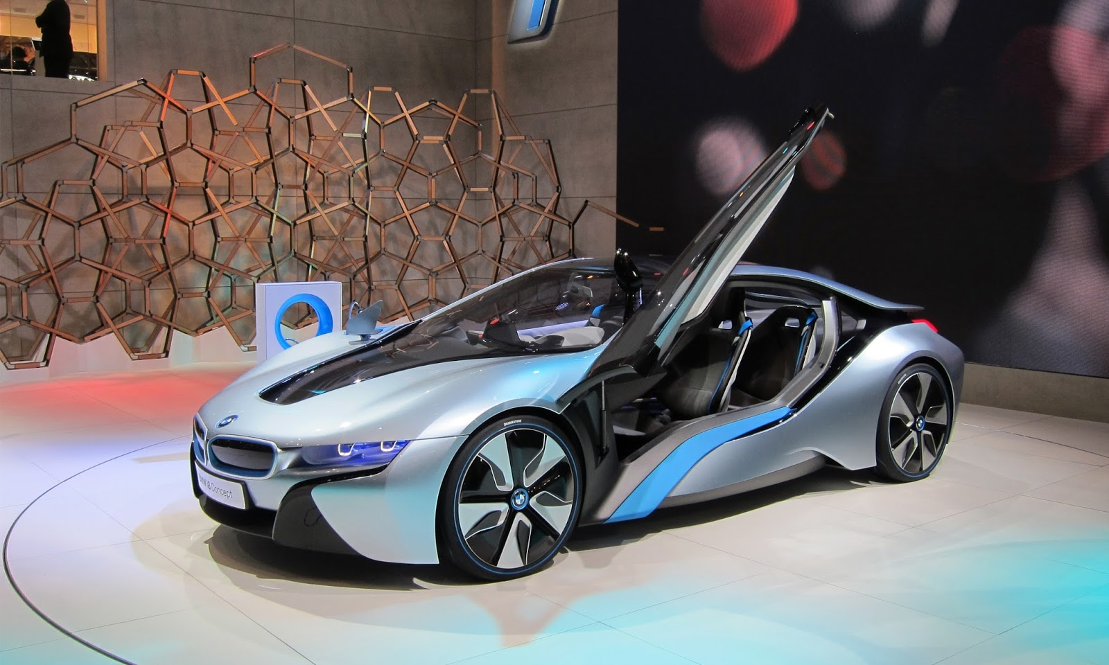 Cars 2 Wallpaper Lightning Mcqueen Bmw I8 Hd Wallpapers Hd Wallpapers High Definition