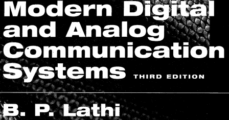 Modern digital and analog communication systems bp lathi fandeluxe Gallery