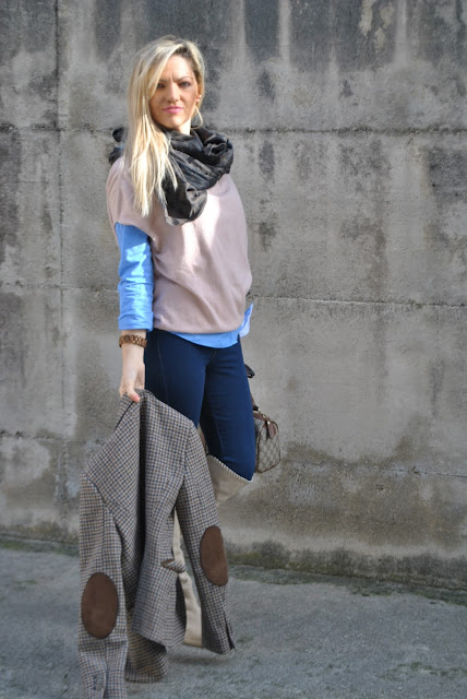 outfit maglione rosa vicolo northland come abbinare il rosa come abbinare un maglione rosa maglione rosa in cachemire senza maniche cachemire sweater how to wear pink sweater how to combine pink sweater pink wool sweater outfit febbraio 2016 outfit casual invernali outfit invernali ragazze bionde blonde hair blondie blonde girl mariafelicia magno fashion blogger colorblock by felym fashion blog italiani fashion blogger italiane blog di moda blogger italiane di moda fashion blogger bergamo fashion blogger milano fashion bloggers italy italian fashion bloggers influencer italiane italian influencer