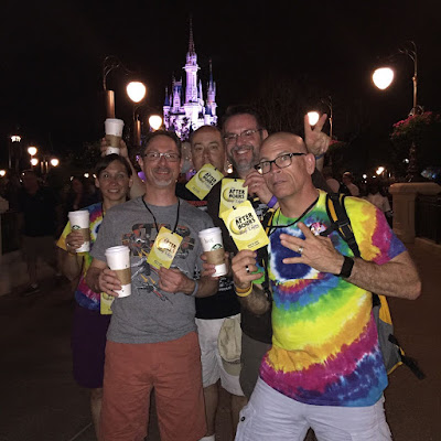 Walt Disney World Buddy Trip 2016, Part 4 ; After Hours at the Magic Kingdom