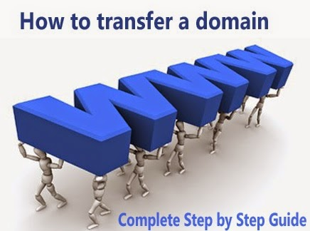 How to Transfer a Domain To GoDaddy : easkme