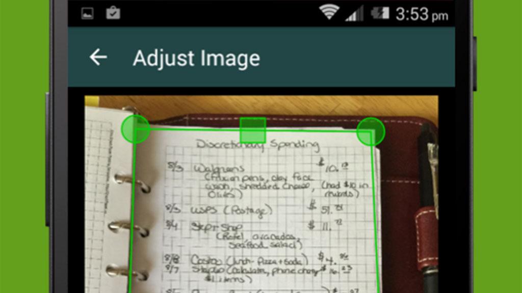 أفضل 10 تطبيقات تصوير الماسح الضوئي document scanner apps