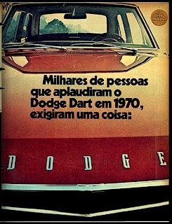 Brazil in the 70s; os anos 70; propaganda na década de 70; Oswaldo Hernandez