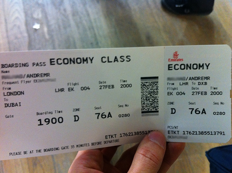 Lisbonjet S Logbook Flying The A380 With Emirates